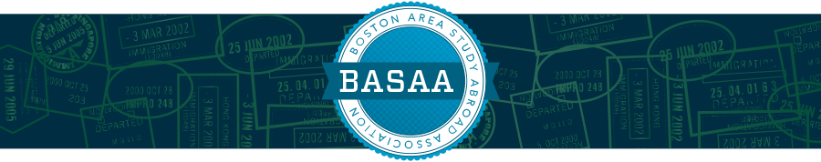 BASAA: Boston Area Study Abroad Association